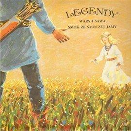 Legendy: Wars i Sawa. Smok ze smoczej Jamy - Audiobook (Książka audio MP3) do pobrania w całości w archiwum ZIP