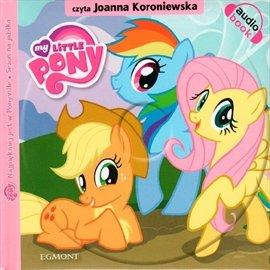Najpiękniej jest w Ponyville. Sezon na jabłka - Audiobook (Książka audio MP3) do pobrania w całości w archiwum ZIP