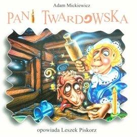 Pani Twardowska - Audiobook (Książka audio MP3) do pobrania w całości w archiwum ZIP