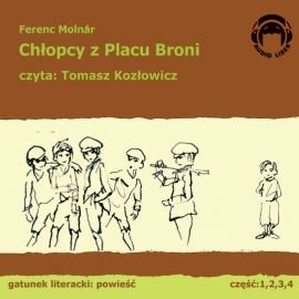 Chłopcy z Placu Broni - Audiobook (Książka audio MP3) do pobrania w całości w archiwum ZIP