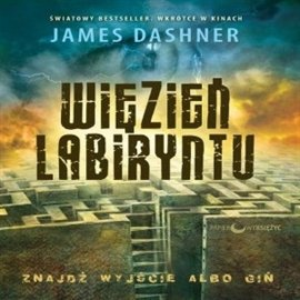 Więzień Labiryntu - Audiobook (Książka audio MP3) do pobrania w całości w archiwum ZIP