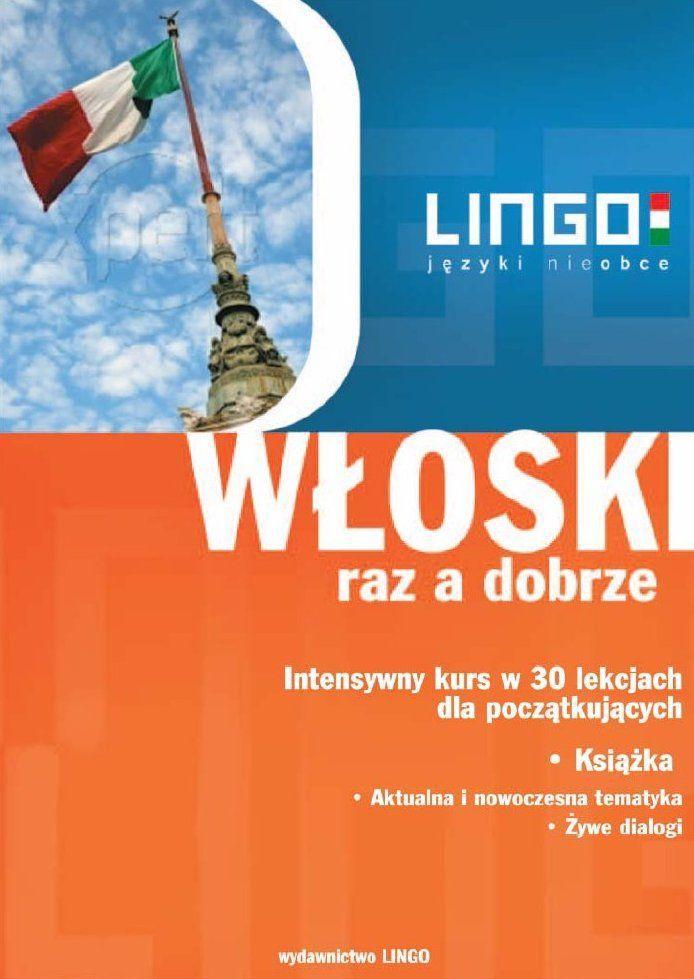 Włoski raz a dobrze - Ebook (Książka PDF) do pobrania w formacie PDF