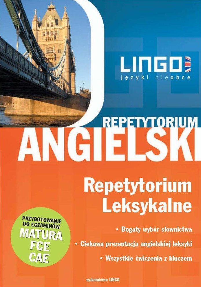Angielski. Repetytorium leksykalne - Ebook (Książka PDF) do pobrania w formacie PDF