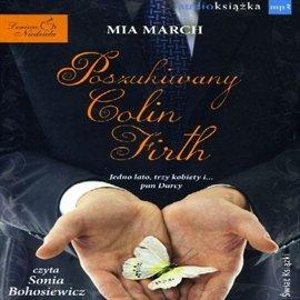Poszukiwany Colin Firth - Audiobook (Książka audio MP3) do pobrania w całości w archiwum ZIP
