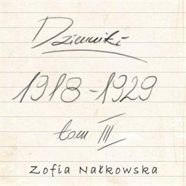 Dzienniki (1918-1929) - Audiobook (Książka audio MP3) do pobrania w całości w archiwum ZIP