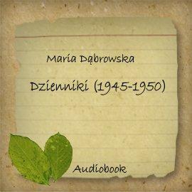 Dzienniki 1945-1950 - Audiobook (Książka audio MP3) do pobrania w całości w archiwum ZIP