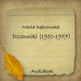 Dzienniki 1950-1957 - Audiobook (Książka audio MP3) do pobrania w całości w archiwum ZIP