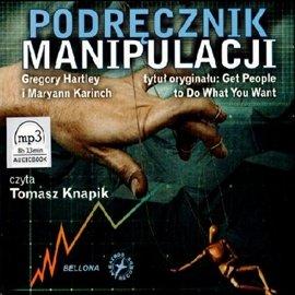 Podręcznik manipulacji - Audiobook (Książka audio MP3) do pobrania w całości w archiwum ZIP