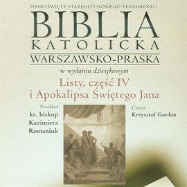 Listy. Część IV i Apokalipsa Świętego Jana - Audiobook (Książka audio MP3) do pobrania w całości w archiwum ZIP