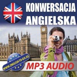 Konwersacja angielska - Audiobook (Książka audio MP3) do pobrania w całości w archiwum ZIP