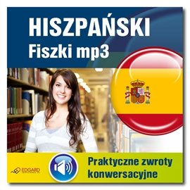 Hiszpanski fiszki. Praktyczne zwroty konwersacyjne - Audiobook (Książka audio MP3) do pobrania w całości w archiwum ZIP