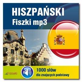 Hiszpański fiszki. 1000 słówek dla znających podstawy - Audiobook (Książka audio MP3) do pobrania w całości w archiwum ZIP