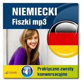 Niemiecki fiszki. Praktyczne zwroty konwersacyjne - Audiobook (Książka audio MP3) do pobrania w całości w archiwum ZIP