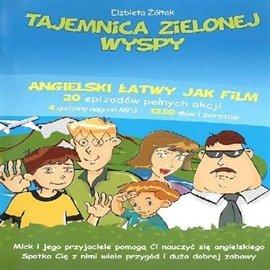Tajemnica Zielonej Wyspy - Audiobook (Książka audio MP3) do pobrania w całości w archiwum ZIP
