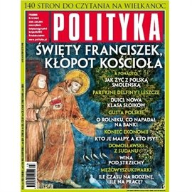 AudioPolityka Nr 13 z 27 marca 2013 - Audiobook (Książka audio MP3) do pobrania w całości w archiwum ZIP