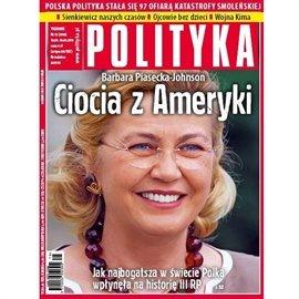 AudioPolityka Nr 15 z 10 kwietnia 2013 - Audiobook (Książka audio MP3) do pobrania w całości w archiwum ZIP