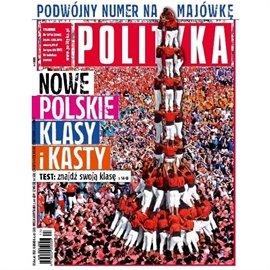 AudioPolityka Nr 17-18 z 24 kwietnia 2013 - Audiobook (Książka audio MP3) do pobrania w całości w archiwum ZIP