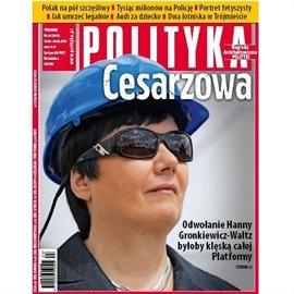 AudioPolityka Nr 24 z 12 czerwca 2013 - Audiobook (Książka audio MP3) do pobrania w całości w archiwum ZIP