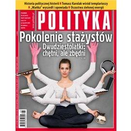 AudioPolityka Nr 28 z 10 lipca 2013 - Audiobook (Książka audio MP3) do pobrania w całości w archiwum ZIP