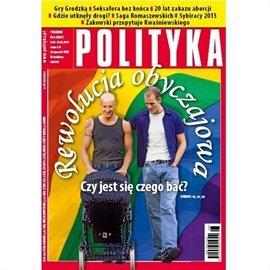 AudioPolityka Nr 6 z 6 lutego 2013 - Audiobook (Książka audio MP3) do pobrania w całości w archiwum ZIP