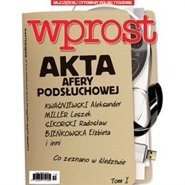 AudioWprost Nr 12 z 16.03.2015 - Audiobook (Książka audio MP3) do pobrania w całości w archiwum ZIP