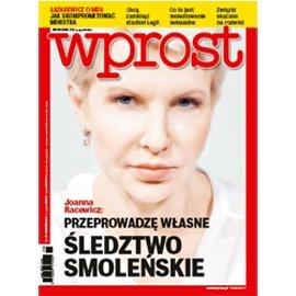 AudioWprost Nr 38 z 16.09.2013 - Audiobook (Książka audio MP3) do pobrania w całości w archiwum ZIP