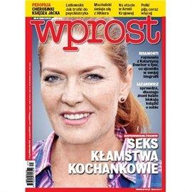 AudioWprost Nr 41 z 07.10.2013 - Audiobook (Książka audio MP3) do pobrania w całości w archiwum ZIP