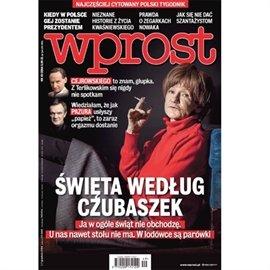 AudioWprost Nr 49 z 02.12.2014 - Audiobook (Książka audio MP3) do pobrania w całości w archiwum ZIP