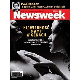 Newsweek do słuchania nr 18 z 26.04.2013 - Audiobook (Książka audio MP3) do pobrania w całości w archiwum ZIP