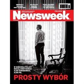 Newsweek do słuchania nr 21 z 18.05.2015 - Audiobook (Książka audio MP3) do pobrania w całości w archiwum ZIP