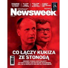 Newsweek do słuchania nr 25 z 15.06.2015 - Audiobook (Książka audio MP3) do pobrania w całości w archiwum ZIP
