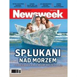 Newsweek do słuchania nr 33 z 11.08.2014 - Audiobook (Książka audio MP3) do pobrania w całości w archiwum ZIP