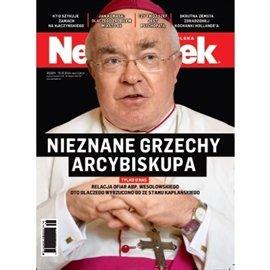 Newsweek do słuchania nr 38 z 15.09.2014 - Audiobook (Książka audio MP3) do pobrania w całości w archiwum ZIP