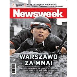 Newsweek do słuchania nr 40 z 30.09.2013 - Audiobook (Książka audio MP3) do pobrania w całości w archiwum ZIP
