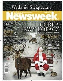 Newsweek do słuchania nr 52 z 22.12.2014 - Audiobook (Książka audio MP3) do pobrania w całości w archiwum ZIP