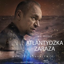 Atlantydzka zaraza - Audiobook (Książka audio MP3) do pobrania w całości w archiwum ZIP