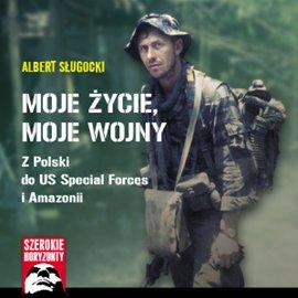 Moje życie moje wojny… - Audiobook (Książka audio MP3) do pobrania w całości w archiwum ZIP