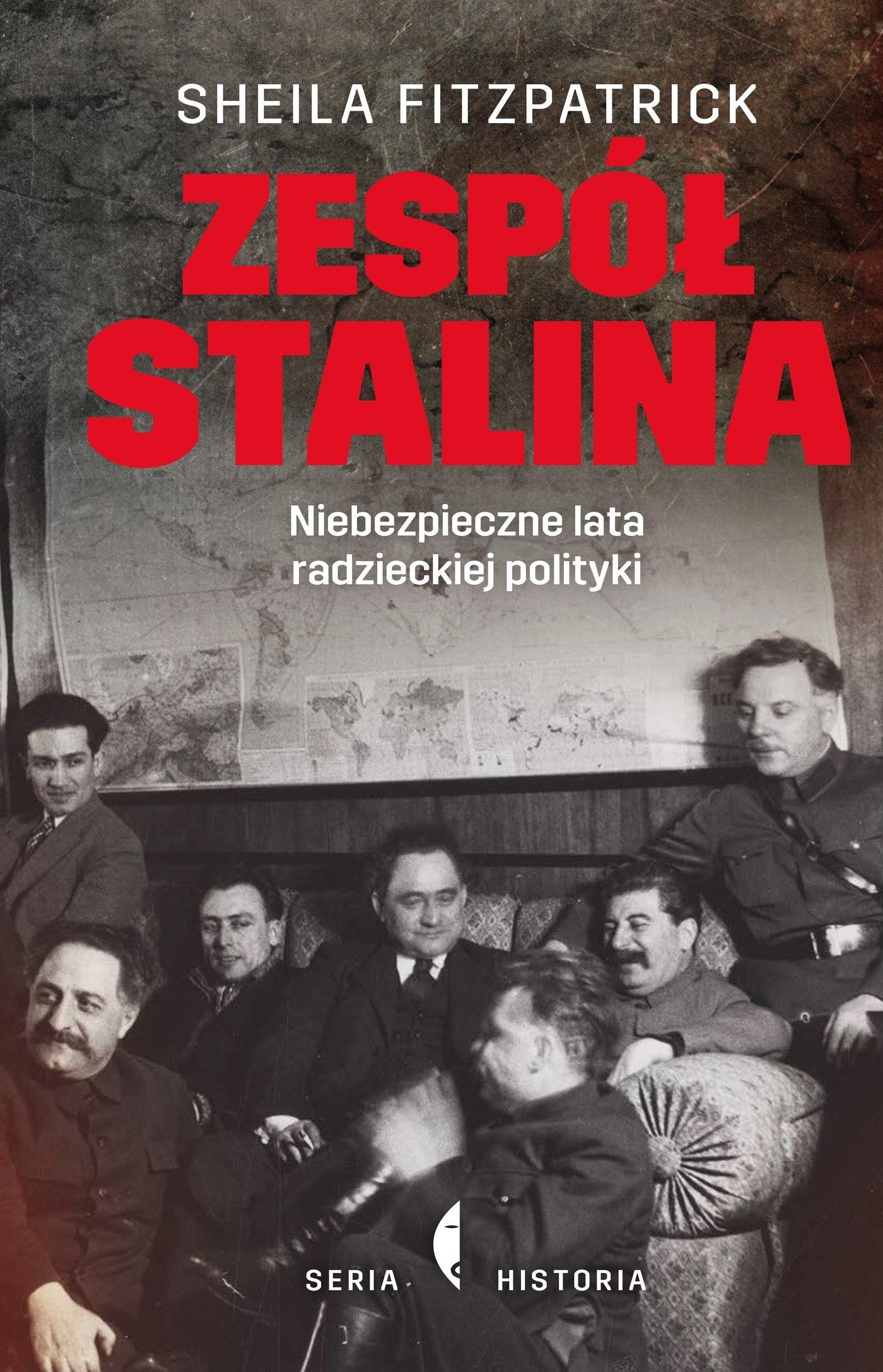 Zespół Stalina - Ebook (Książka na Kindle) do pobrania w formacie MOBI