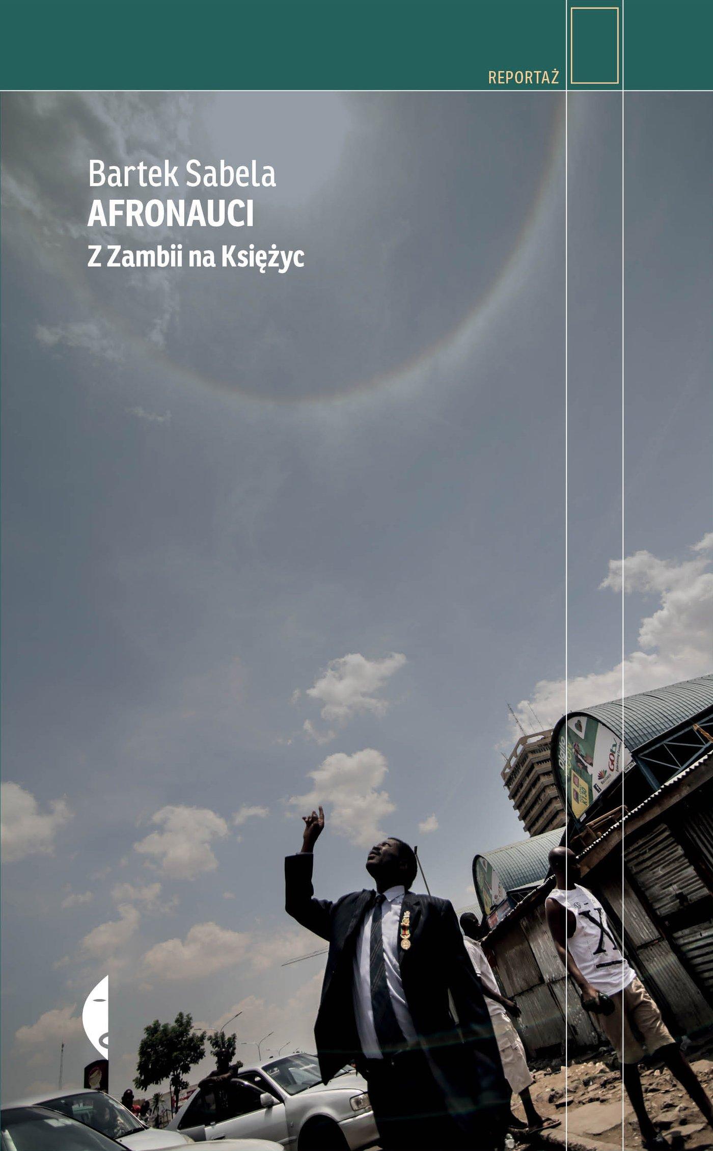 Afronauci - Ebook (Książka EPUB) do pobrania w formacie EPUB
