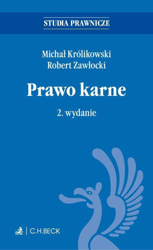 Prawo karne. Wydanie 2 - Ebook (Książka PDF) do pobrania w formacie PDF