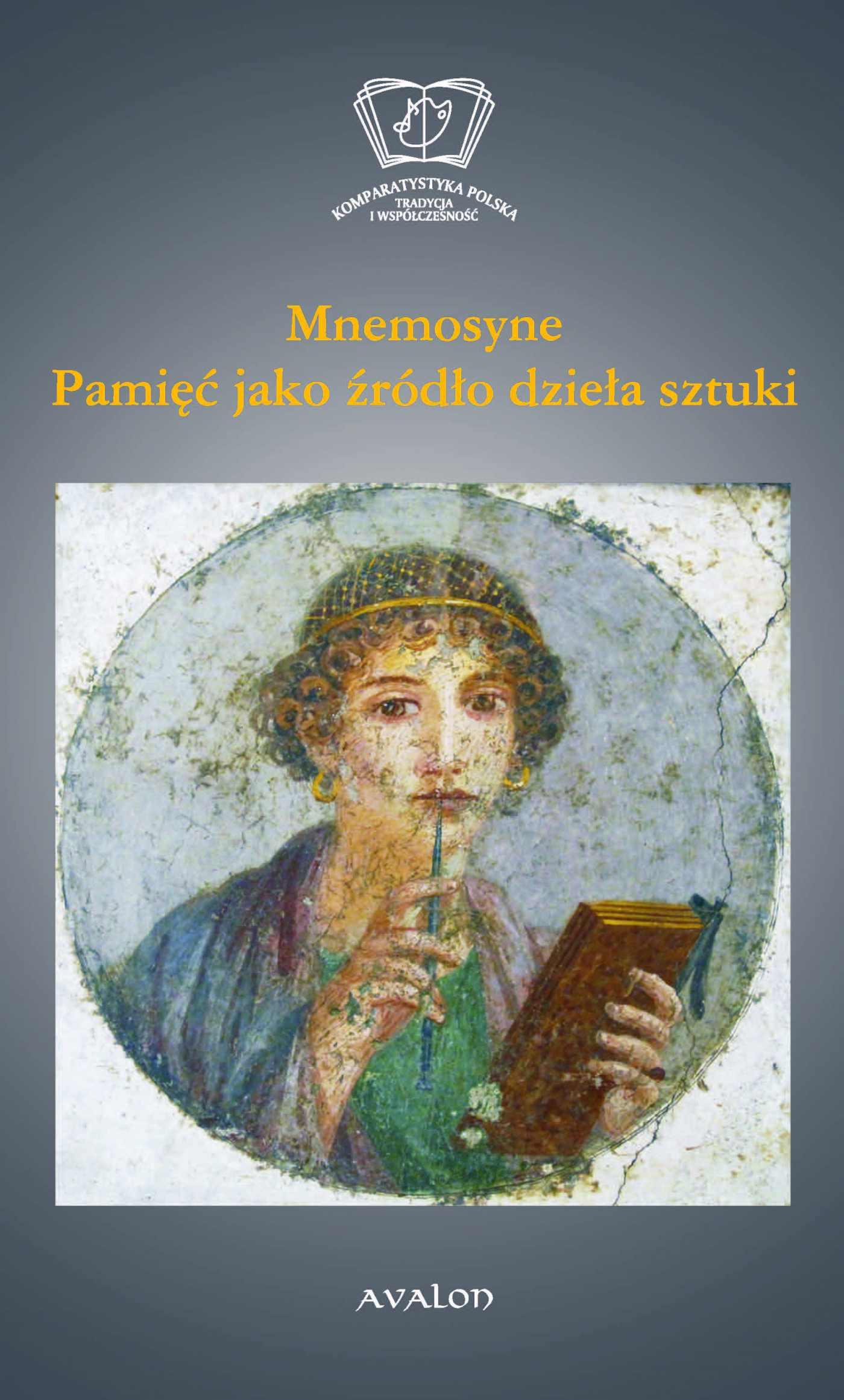 Mnemosyne. Pamięć jako źródło dzieła sztuki - Ebook (Książka PDF) do pobrania w formacie PDF