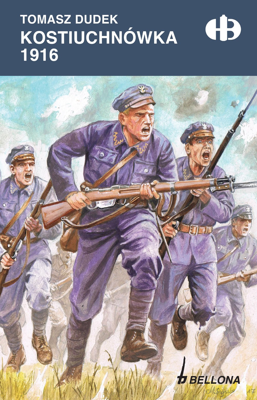 Kostiuchnówka 1916 - Ebook (Książka EPUB) do pobrania w formacie EPUB