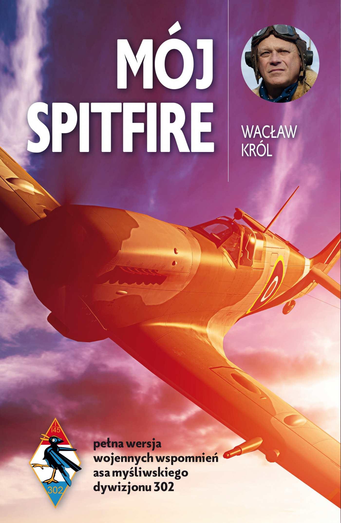 Mój spitfire - Ebook (Książka EPUB) do pobrania w formacie EPUB