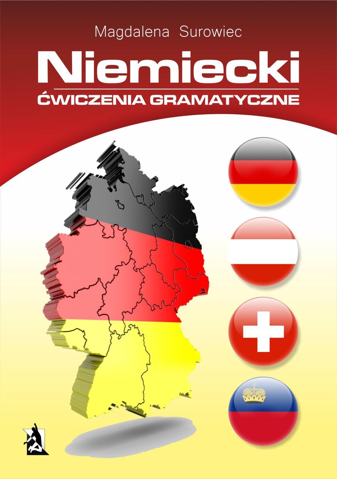 Niemiecki. Ćwiczenia gramatyczne - Ebook (Książka EPUB) do pobrania w formacie EPUB