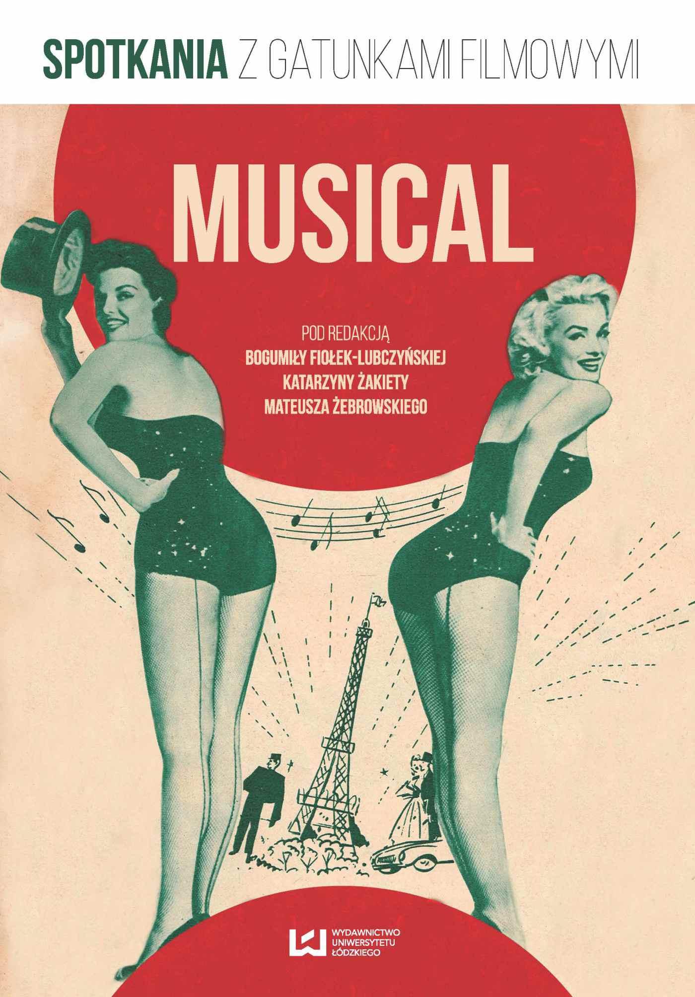 Musical. Spotkania z gatunkami filmowymi - Ebook (Książka PDF) do pobrania w formacie PDF