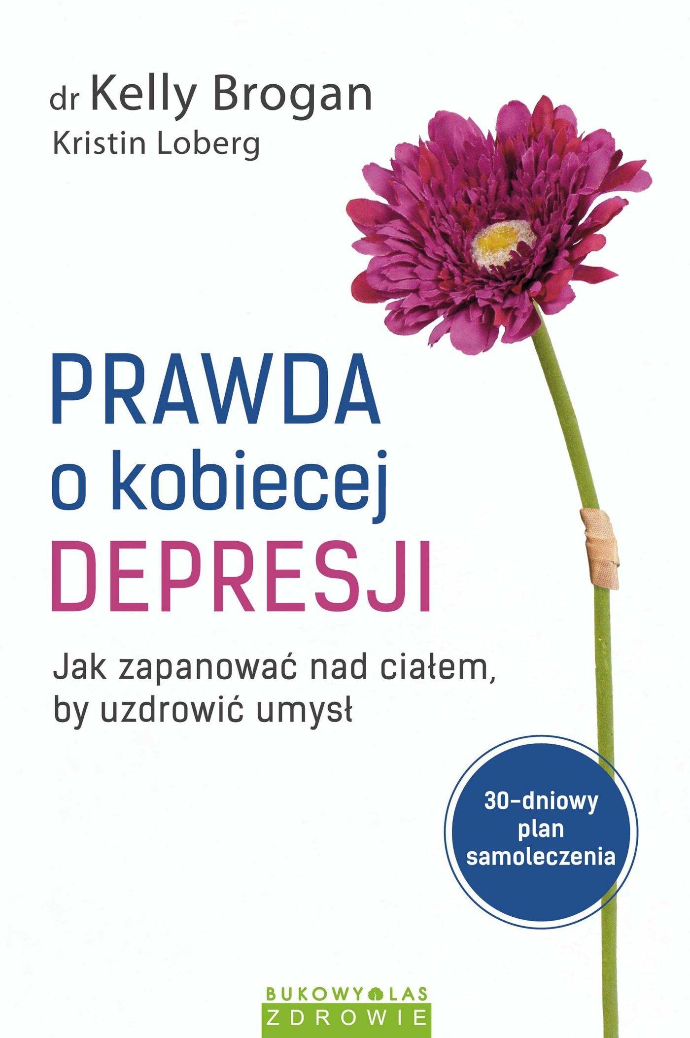 Prawda o kobiecej depresji - Ebook (Książka na Kindle) do pobrania w formacie MOBI