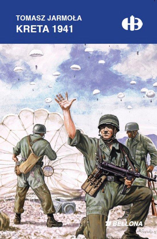 Kreta 1941 - Ebook (Książka na Kindle) do pobrania w formacie MOBI