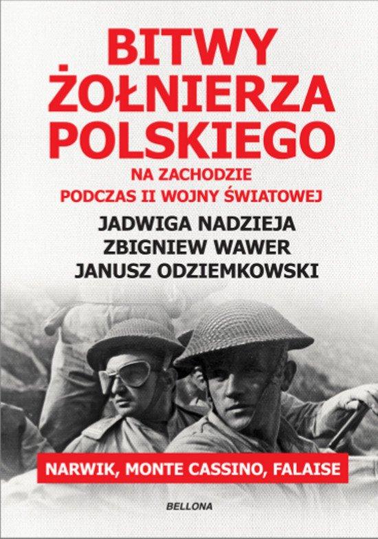 Bitwy żołnierza polskiego na Zachodzie. Narwik, Monte Cassino, Falaise - Ebook (Książka EPUB) do pobrania w formacie EPUB