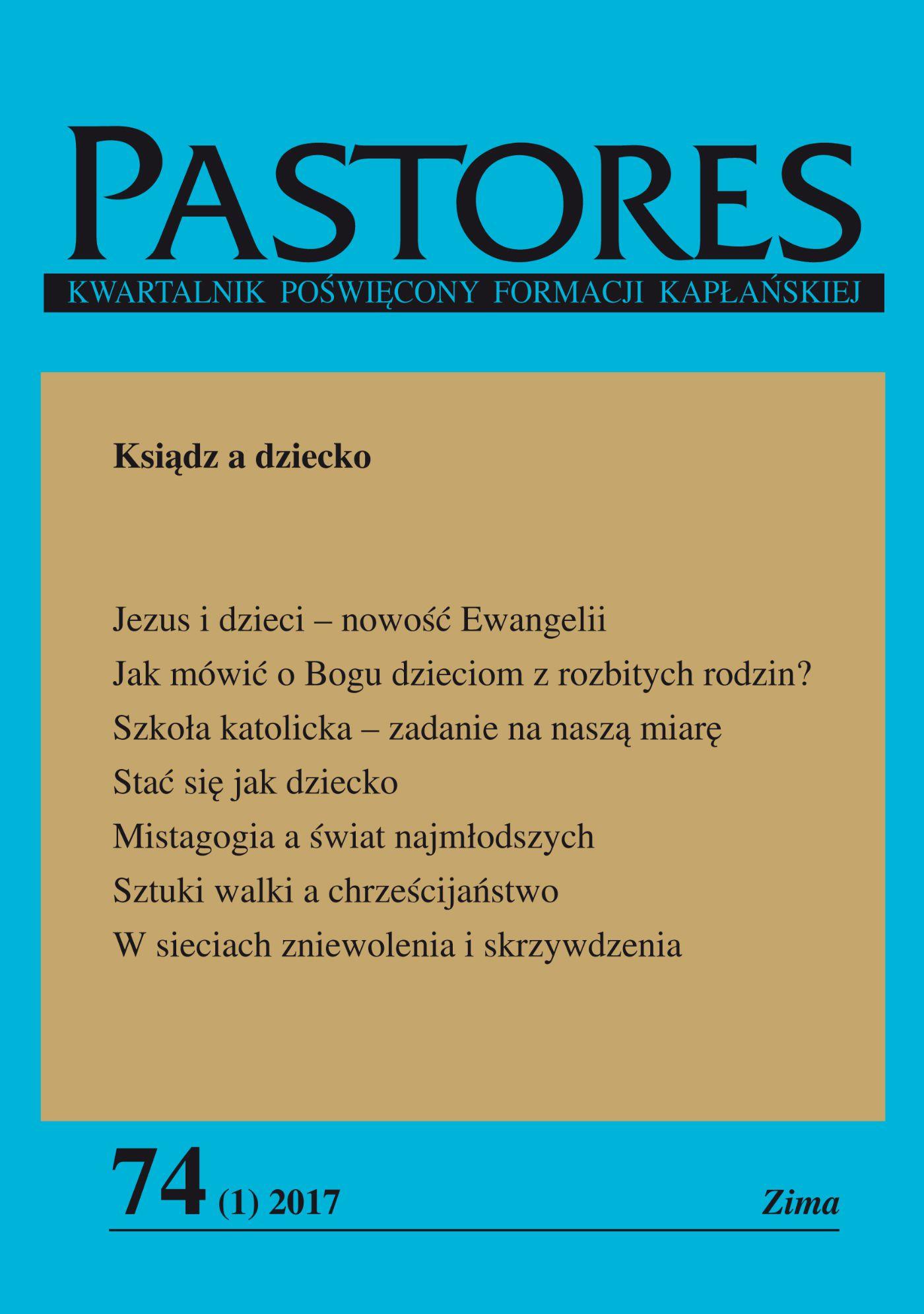 Pastores 74 (1) 2017 - Ebook (Książka EPUB) do pobrania w formacie EPUB