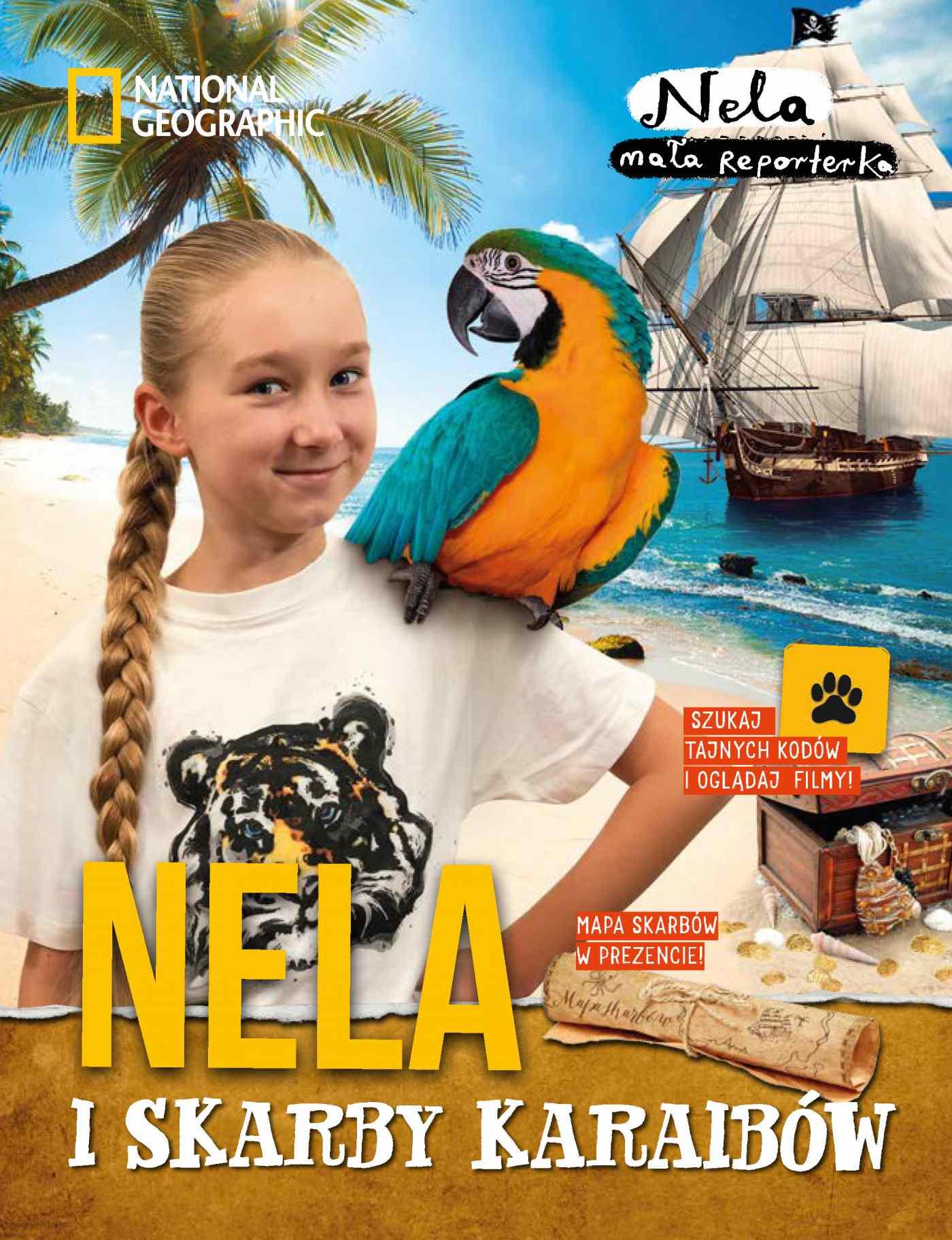 Nela i skarby Karaibów - Ebook (Książka EPUB) do pobrania w formacie EPUB